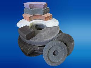 Mix (микс) Бой абразивного инструмента из различных марок электрокорунда и карбида кремния на различных связках