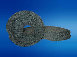 Бой кругов из карбида кремния марок 64С, 54С на керамической связке